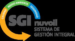 Nuvoil Sistema de Gestion Integral. SGI