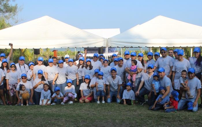 Familia nuvoil celebra con Fundación Yepez su cierre de temporada 2016