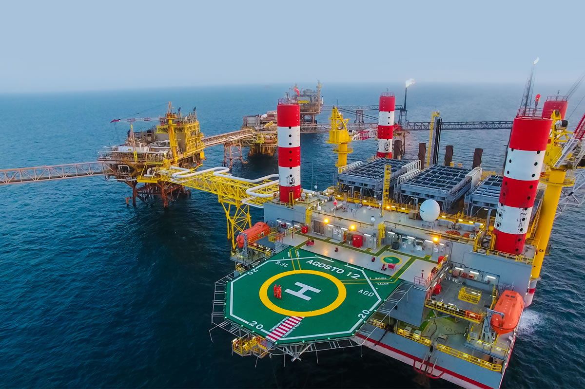 one year of operating the most innovative offshore natural gas compression system