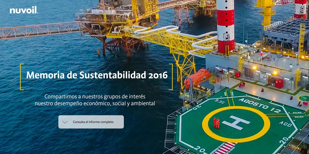 memoria de sustentabilidad 2016