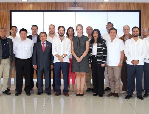 Mariano Hernández Palmeros, nombrado Vicepresidente de la Comisión de Vinculación del Sector Educativo con los Sectores Productivos y de Servicios del Estado de Veracruz