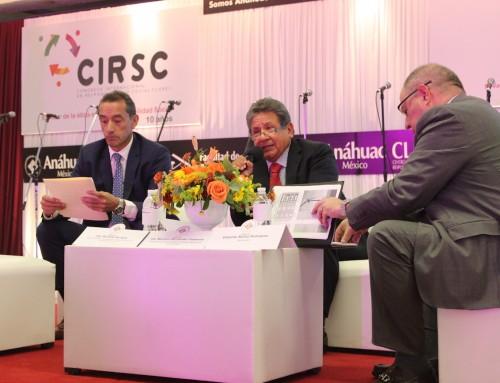 Mariano Hernández Palmeros dialoga en Panel respecto a los retos actuales y futuros de la energía en México y el mundo