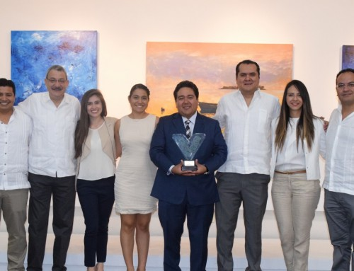 "Nuvoil receives ""Veracruz Quality Award 2017"" for its business model"