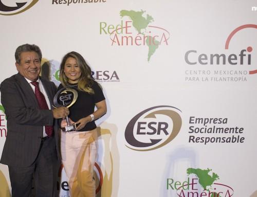 Petrolera mexicana Nuvoil recibe Distintivo de Empresa Socialmente Responsable