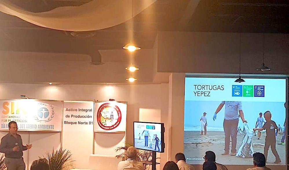 Nuvoil comparte mejores prácticas en ciclo de conferencias organizado por Pemex en el Día Mundial del Medio Ambiente