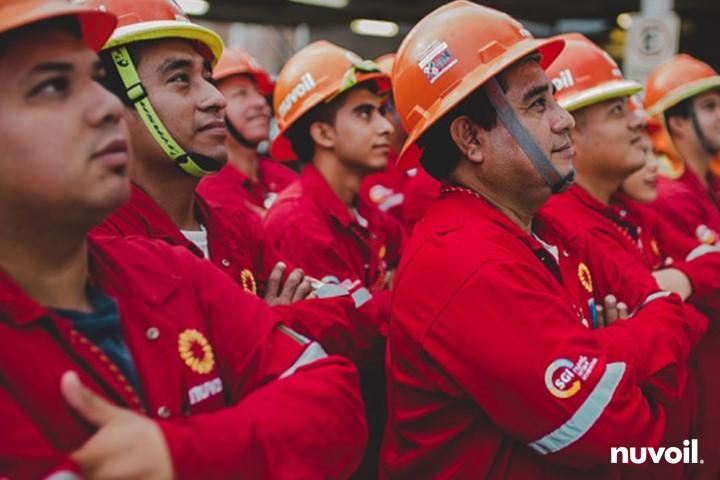 Nuvoil primera empresa mexicana de hidrocarburos acreditada ante el Consejo Mexicano de Normalización y Certificación (CONOCER).