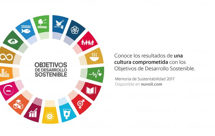 Consolidamos el compromiso con nuestros grupos de interés al publicar la Memoria de Sustentabilidad nuvoil 2017