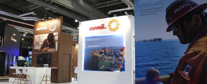 Nuvoil participa en el Congreso Mexicano del Petróleo 2018