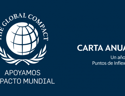 Nuvoil recibe carta anual de agradecimiento del Pacto Mundial
