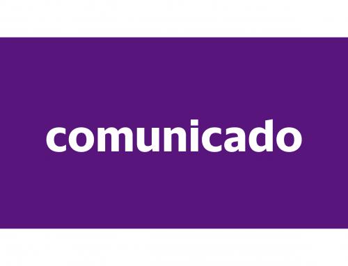 Comunicado oficial #UnDíaSinNosotras