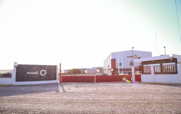 Protocolo de ingreso y estancia en instalaciones del Grupo Empresarial Nuvoil