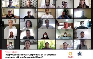 Nuvoil promueve la responsabilidad social corporativa en webinar con el Pacto Mundial México