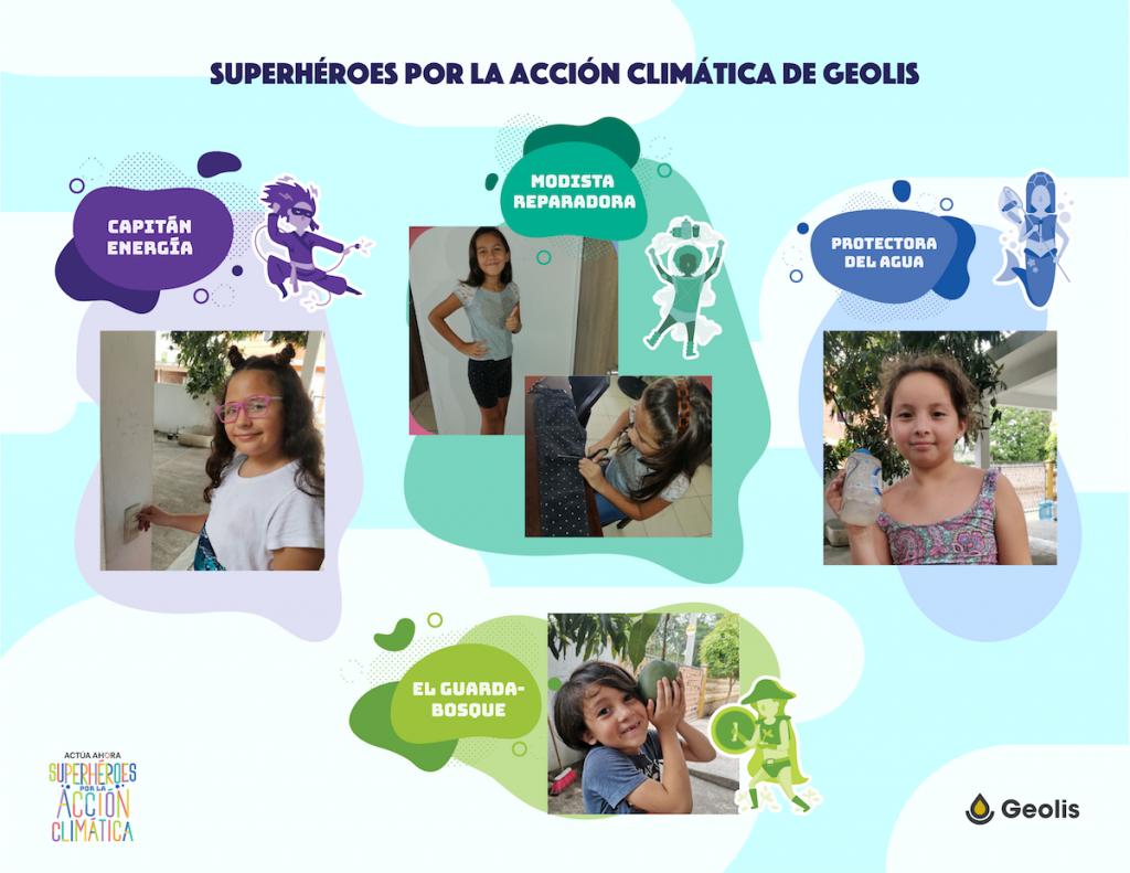 Niñ@s de Nuvoil responden a la llamada mundial a la acción climática de la ONU